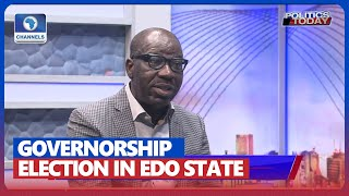 Obaseki Reels Out His Achievements In Edo State, Confident Of Re-election