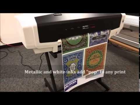 """ValueJet 628X 24"""" Eco-Ultra Printer"""