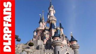 Disneyland Park March 2016 update at Disneyland Paris