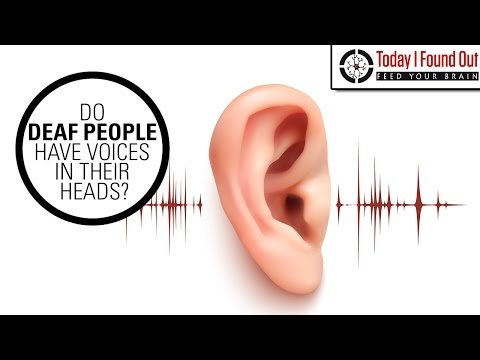 How Do Deaf People Think? Mp3