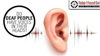 How Do Deaf People Think?