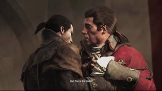Assassin's Creed Rogue Ending: Shay Kills Arno's Dad