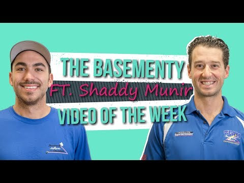 The CleanSpace® Crawl Space Vapor Barrier System Ft. Shaddy Munir | Doug Lacey's Basement Systems