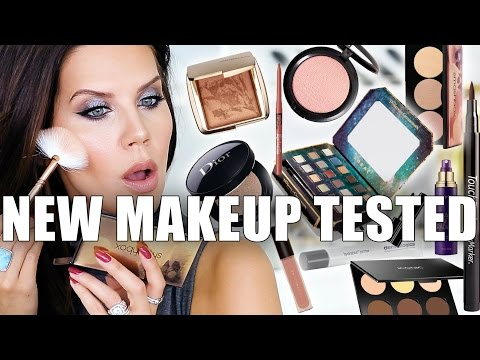$700 of BRAND NEW MAKEUP TESTED | First Impressions