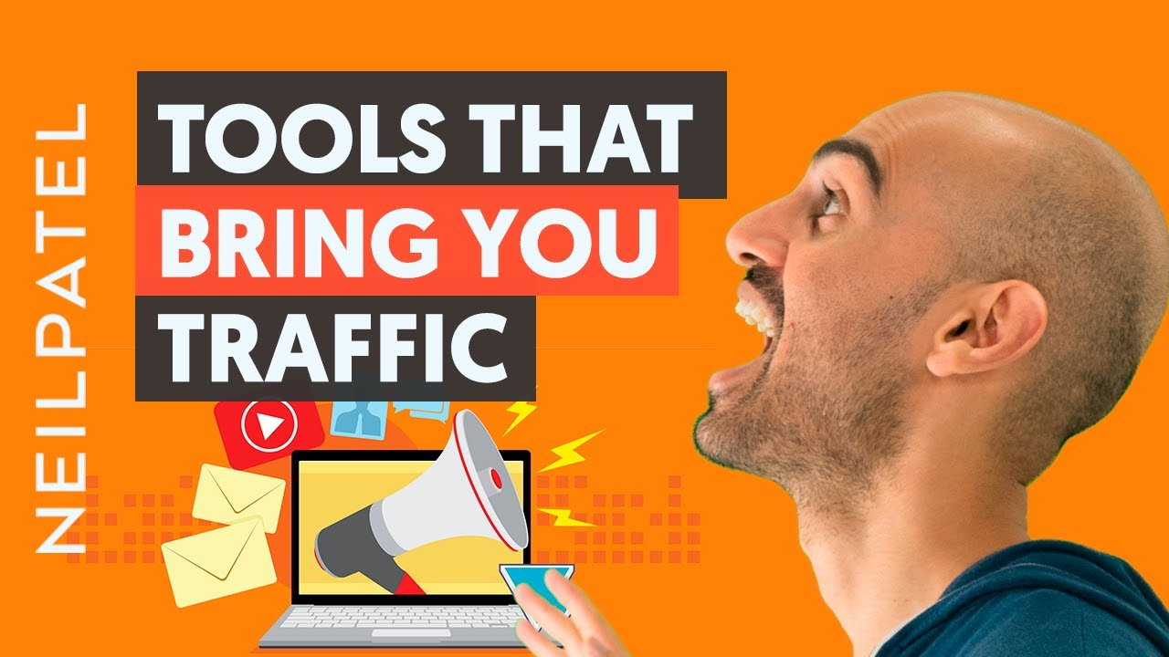 7 Marketing Tools That'll Instantly Boost Your Traffic