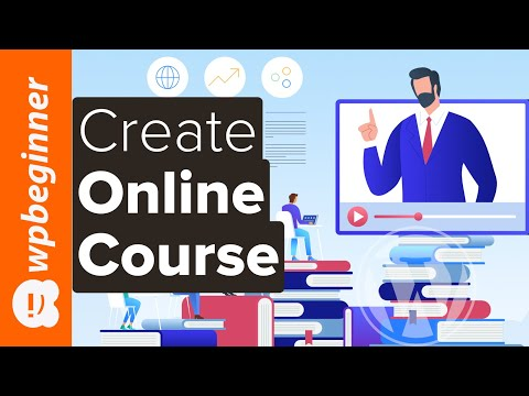 How to Create an Online Course with WordPress (Step by Step ...