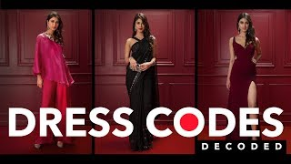 How To Dress Up For Different Situations | Business Formal, Cocktail, Black Tie & More!