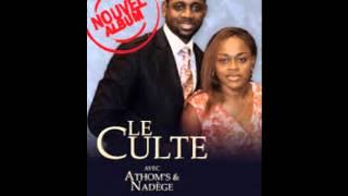 Tout est grâce - Athoms et Nadège Mbuma (Le culte)