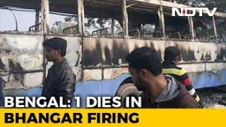 1 Dead In Bhangar, Bengal