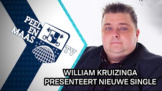 Nieuwe single William Kruizinga - 15 januari 2021 - Peel en Maas TV Venray