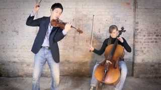 Brahms Double Concerto | Eugene Lee & Guðný Jónasdóttir | Southbank Sinfonia