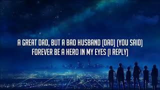 Eminem - Bad Husband Ft. X Ambassadors (Lyrics Video)