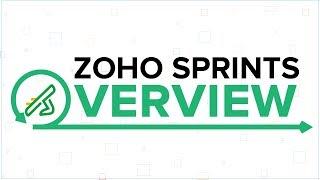 Zoho Sprints video