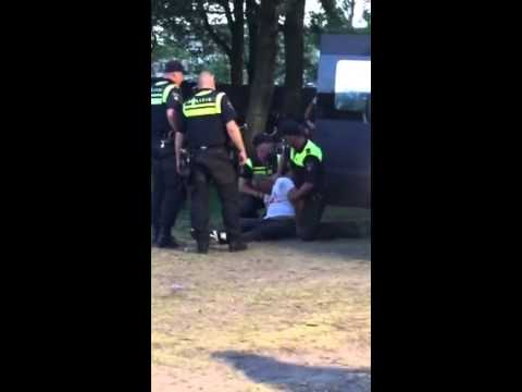 Pays-Bas : 4ème nuit d'émeutes ethniques à La Haye