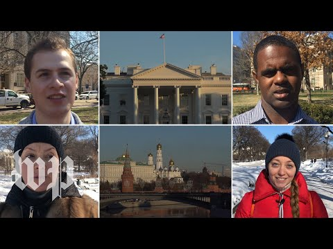 Americans to Russians: What's Russia really like?