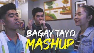 Bagay Tayo - ALLMO$T (MASHUP COVER) by Donelo, Neil Enriquez, Pipah Pancho