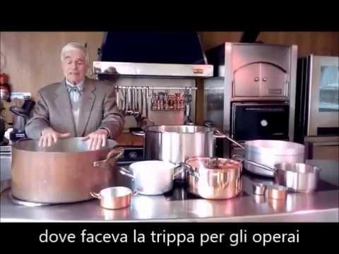 """ I perchè del Medagliani"" n° 5 Casseruole prima parte"