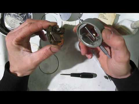 Ремонт индикатора часового типа ич-10