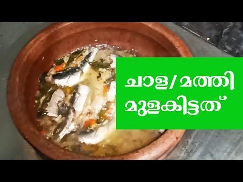 Chala / Mathy Mulakittathu | Chilly Sardine Curry | Malayalam Cookery Recipes | Yummy Connect