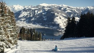 preview picture of video 'Snowboarding Zell am See - Kaprun (Austria) Part 1'
