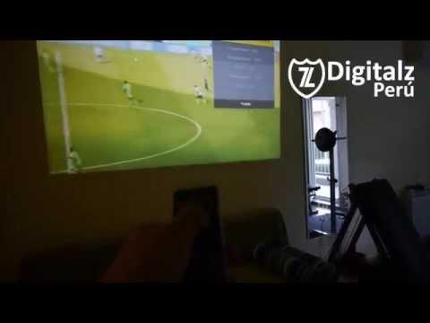 Proyector 5500L - Digitalz Perú