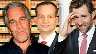 Jeffrey Epstein's Multiple Prosecutions & The Fall of Alex Acosta (Real Law Review) // LegalEagle