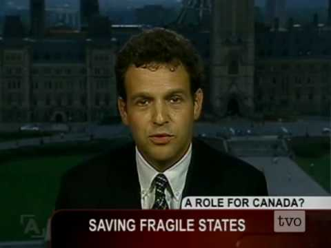 Roland Paris on Saving Fragile States