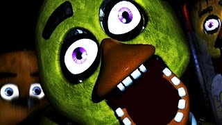 Five Nights At Freddy's 'Not So Official' Ending   Part 3
