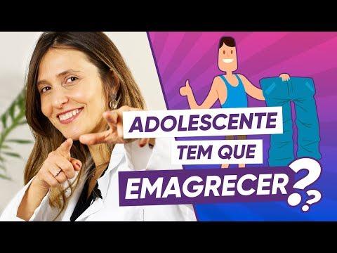 Imagem ilustrativa do vídeo: ADOLESCENTES: Porque EMAGRECER significa estar SAUDÁVEL