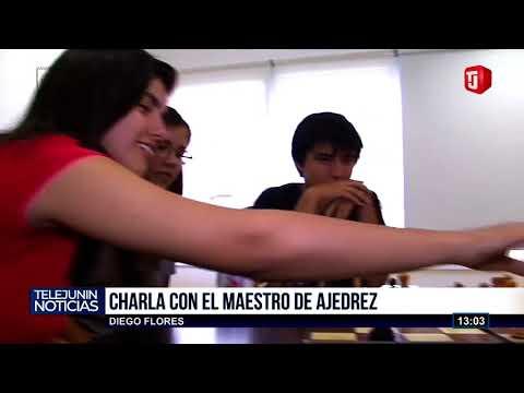 Diálogo con Diego Flores