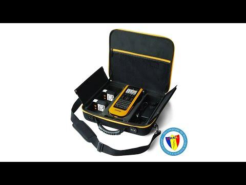 Dymo XTL 300 Industrial Label Maker Kit, 1873485 1873481 1873488 1873305 1873307 1873308 1868814