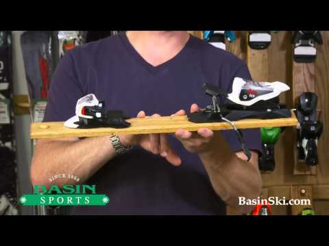 Marker Free Ten Ski Binding 2014 Review