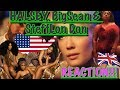 HALSEY - ALONE FT BIG SEAN & STEFFLON DON (REACTION)