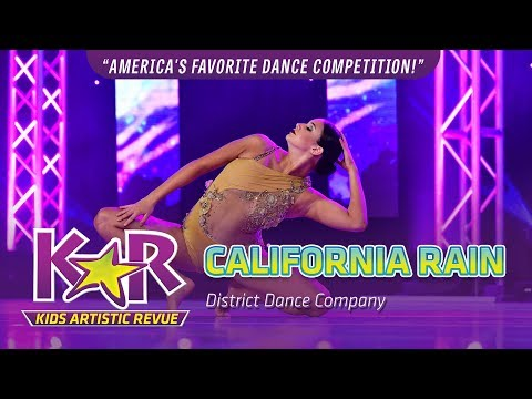 """California Rain"" from District Dance Company"