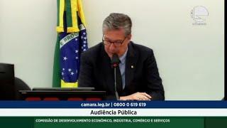 DESENVOLVIMENTO ECONÔMICO - Alteração de alíquotas do imposto sobre a importação de produtos - 22/09/2021 16:00