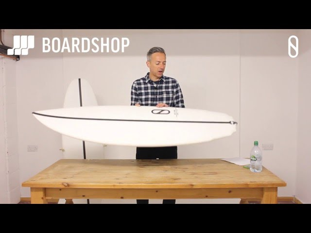 Slater Designs Sci-Phi Surfboard Review