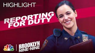 Amy's First Day as Sergeant - Brooklyn Nine-Nine