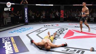 SLOW MOTION KNOCKOUTS 7 | EA Sports UFC 3