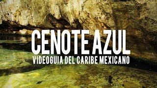 Cenote Azul, Cancun