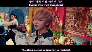 NEWKIDD   TU ERES MV [Sub Español + Hangul + Rom] HD