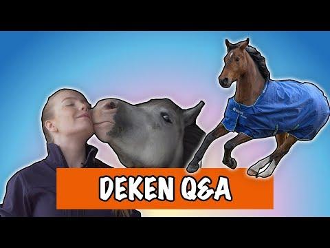 Eerste Hulp Bij Dekens (Deel 2) | PaardenpraatTV