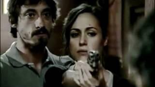 """сериал """"Чёрная лагуна"""", Rebeca y Martin♥ - Alejate de mí"""