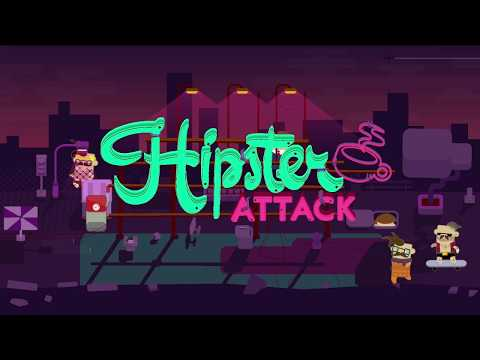 Hipster Attack - Launch Trailer thumbnail