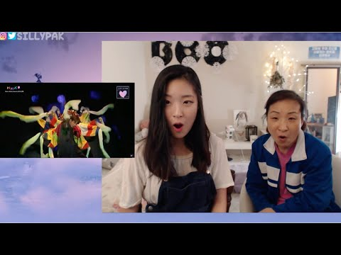 BTS Melon Music Awards 2018 KOREAN MOM & DAUGHTER REACTION | WHO ARE YOU 멜론뮤직어 워드 엄마와 딸 리액션