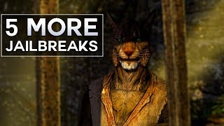 Skyrim - 5 More Jailbreaks