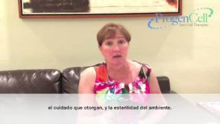 Lupus Stem Cell Treatment Patient Testimonial (English with Spanish Subtitles)