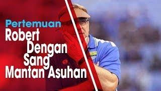 Arema FC Vs Persib Bandung Jadi Laga Pertemuan Robert Rene Alberts dengan sang Mantan