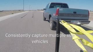 Consistently capture multiple size vehicles