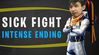 INTENSE FINAL FIGHT (SingSing Fortnite Battle Royale Highlights)