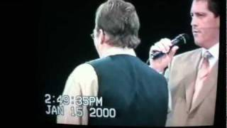 """The Trio Anthony Burger, Ivan parker, Jeff Easter, Ernie Haase """" Glory Road """""""
